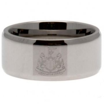 Newcastle United Band Ring Medium